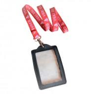Porta badge singolo