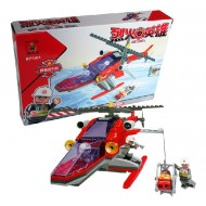 Elicottero Pompieri